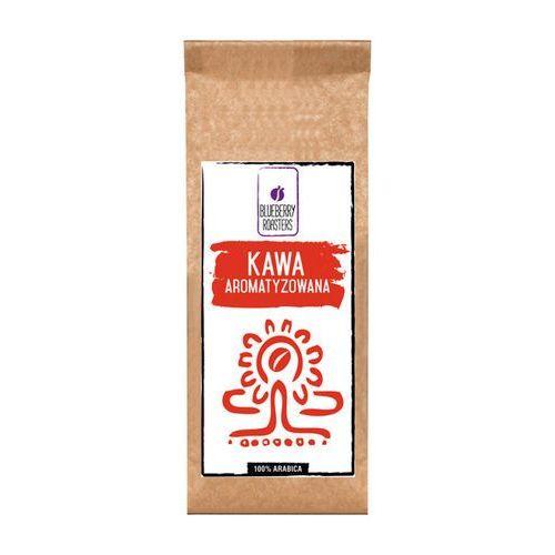 Blueberry roasters Kawa aromatyzowana banan ziarnista 1kg - banan \ 1kg