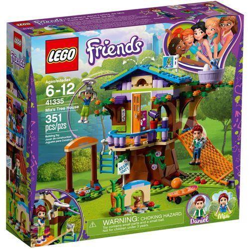 OKAZJA - Lego FRIENDS Domek na drzewie 41335