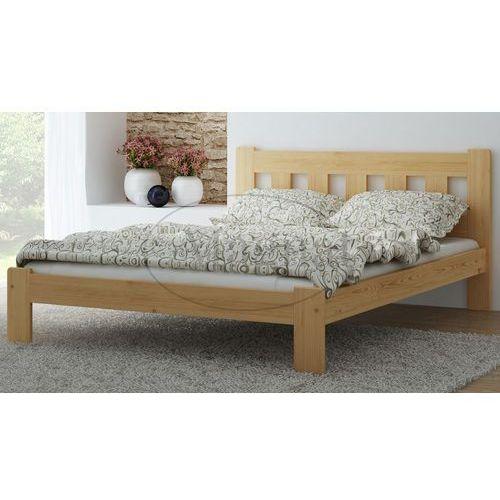 Łóżko sosnowe Brita 160x200