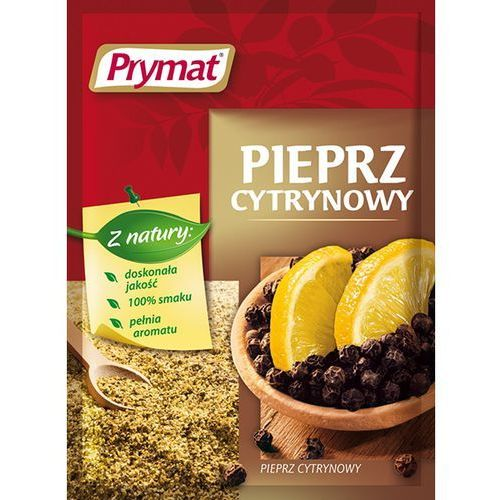 PRYMAT 20g Pieprz cytrynowy