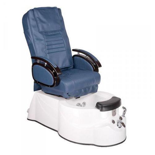 Fotel Pedicure SPA BR-3820D Niebieski
