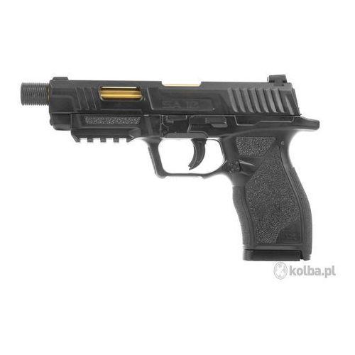 Umarex Pistolet  sa10 metalowy zamek 4,5 mm co2