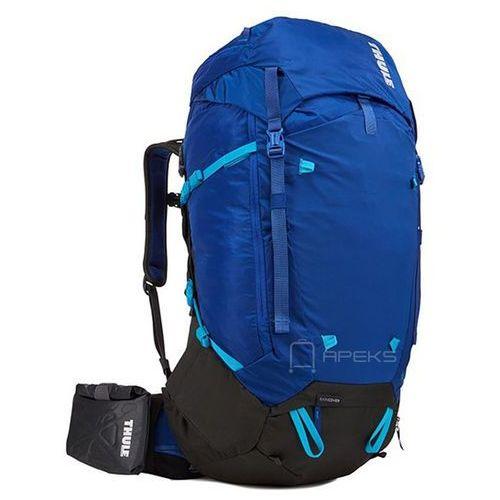 versant 60l women's damski plecak turystyczny / mazerine blue - mazerine blue marki Thule