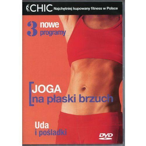Joga na płaski brzuch (seria Chic) (*) (5908312741947)