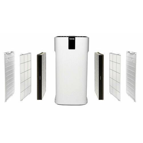 Toshiba Filtry do oczyszczacza caf-x116xpl (2 zestawy) | oryginalny produkt toshiba