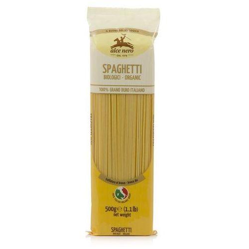 Makaron durum (semolina) Spaghetti BIO 500g - Alce Nero z kategorii Kasze, makarony, ryże