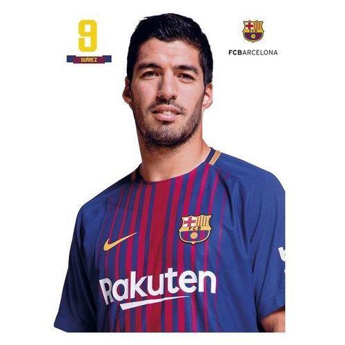 Kartka pocztowa a4 suarez fc barcelona marki Grupoerik