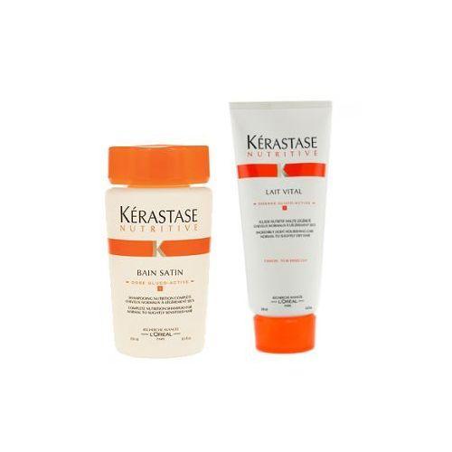 Lekka pielęgnacja włosów naturalnych marki Kerastase