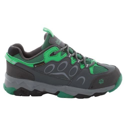 Buty MTN ATTACK 2 TEXAPORE LOW KIDS - cucumber green (4055001116560)