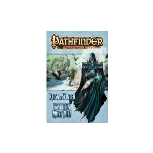 Pathfinder Adventure Path: Reign of Winter Part 5 - Rasputin (9781601254962)