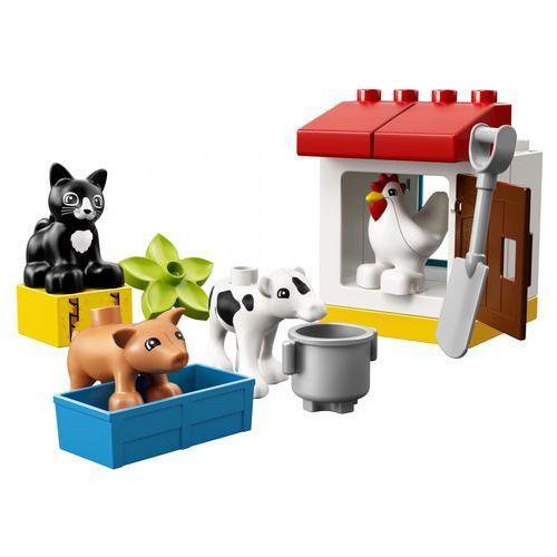 Lego DUPLO Zwierzątka hodowlane farm animals 10870