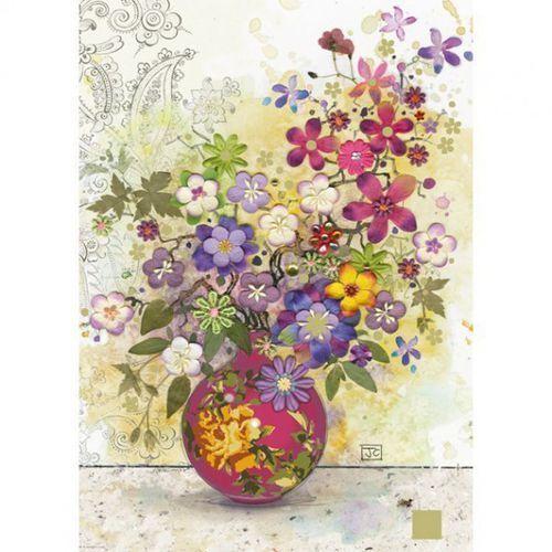 Heye 1000 EL. Pink Vase, 406817