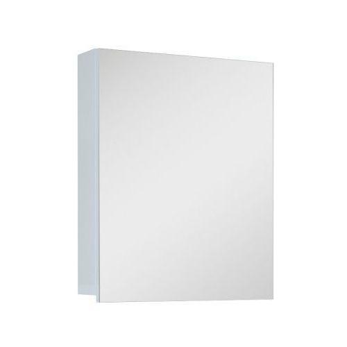 ELITA szafka wisząca z lustrem 50 white 904506, kolor biały