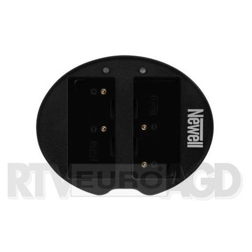 Newell Ładowarka dwukanałowa SDC-USB do akumulatorów BLH-1, 13741
