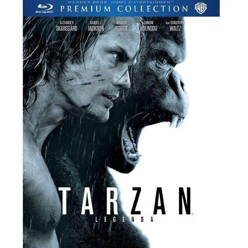 Tarzan: Legenda Premium Collection (Blu-ray) - David Yates DARMOWA DOSTAWA KIOSK RUCHU (7321996343586)