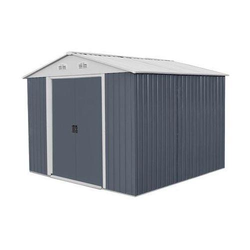 Hecht domek ogrodowy na narzędzia 10x10 plus + kotwice gratis ?darmowa dostawa? (8595614904988)