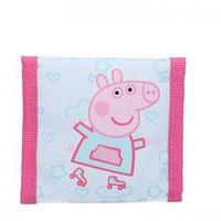 Peppa pig - portfel (10 x 10 x 1 cm) (8712645270503)