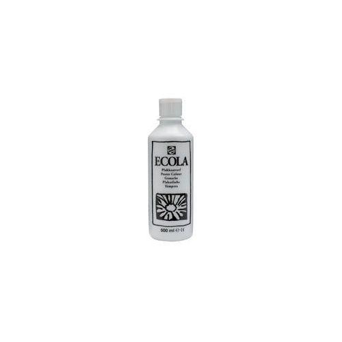 Talens Ecola farba tempera Gwasz 500ml 100 white - produkt z kategorii- Farbki