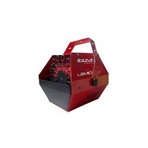 lbm10-re, wytwornica baniek od producenta Ibiza light