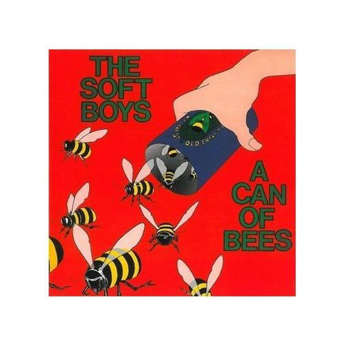 Yep rock records A can of bees - soft boys, the (płyta cd) (0634457262720)