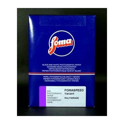 Foma Fomaspeed VARIANT 13x18/100 311 błyszcący papier czarno-biały multigrade RC - produkt z kategorii- Papiery fotograficzne
