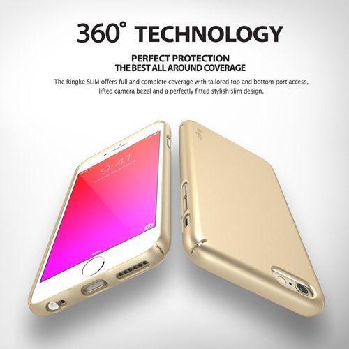 "slim iphone 6 plus 5,5"" - crystal marki Rearth ringke"