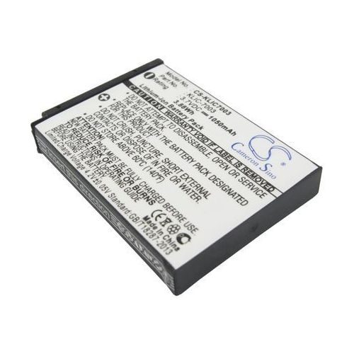 Kodak KLIC-7003 1050mAh 3.89Wh Li-Ion 3.7V (Cameron Sino)