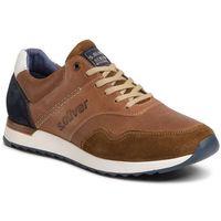 Sneakersy - 5-13626-24 camel 312 marki S.oliver