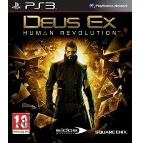 OKAZJA - Deus Ex Bunt Ludzkości (PS3)