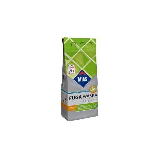 Fuga wąska ATLAS 1-6 mm 2kg - grupa kolorów I, FUGA2KG