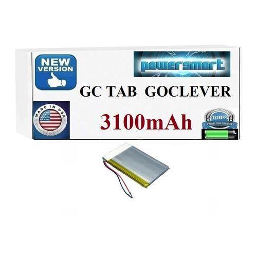 Powersmart Akumulator bateria do goclever navio 700 705v plus