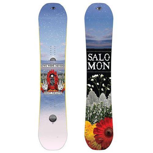 Salomon Nowa deska snowboard gypsy classicks by desiree 147 cm 2018/19