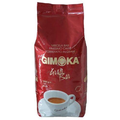 Kawa włoska  gran bar 1kg ziarnista marki Gimoka