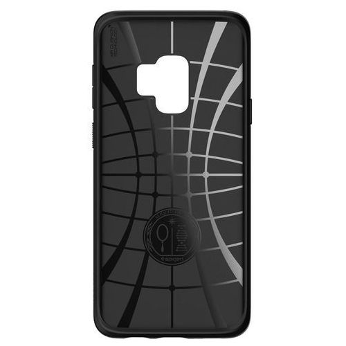 Etui Spigen Liquid Air Armor Samsung Galaxy S9 Black (8809565305160)