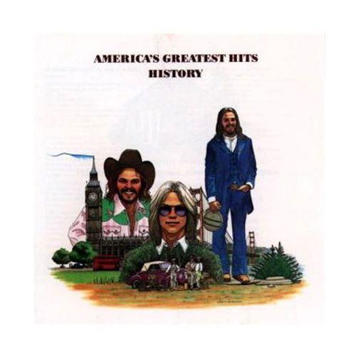 America's greatest hits - america (płyta cd) marki Warner music / warner bros. records