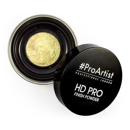 Freedom proartist hd pro puder mineralny odcień banana (finish powder) 8 g (5029066090843)