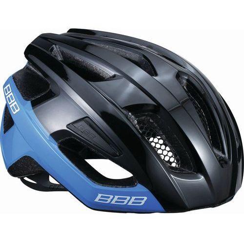 BBB Kite BHE-29 Kask rowerowy niebieski/czarny 52-58 cm 2018 Kaski rowerowe (8716683101652)