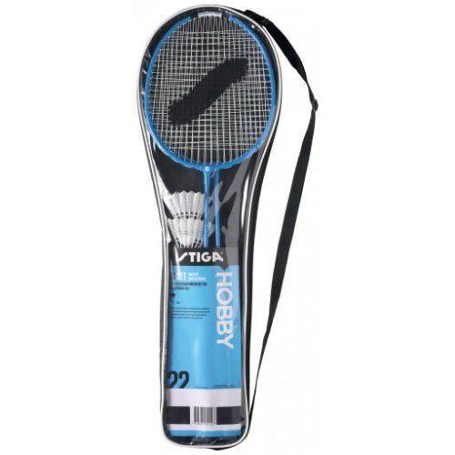 Stiga Zestaw do badmintona hobby set w pokrowcu (7318681051123)