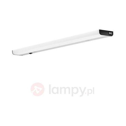 Lampa podszafkowa led 4052899971462, led wbudowany na stałe x 1 5 w, 230 v, ip20, (dxsxw) 37 x 6 x 2 cm, aluminiowy (matowy) marki Osram