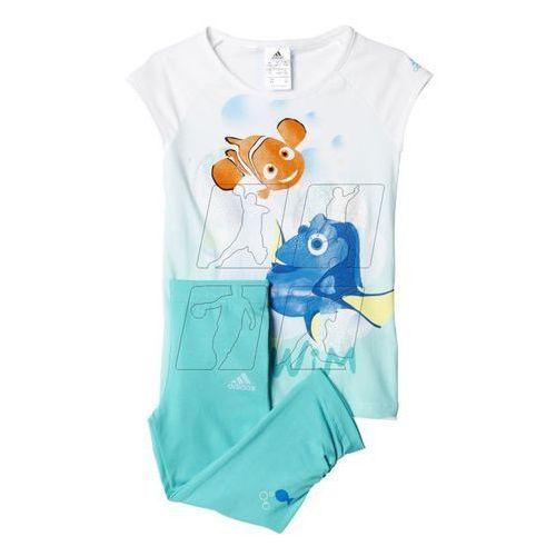 Komplet adidas Disney Nemo & Dory Summer Set Junior AK2533