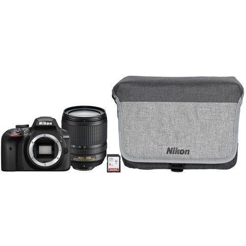Nikon D3400 - OKAZJE