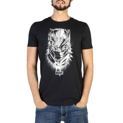 T-shirt koszulka męska MARVEL - RBMTS242-33, kolor czarny