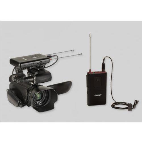 fp15/83 fp wireless mikrofon bezprzewodowy do kamer, krawatowy (lavalier) wl183 marki Shure
