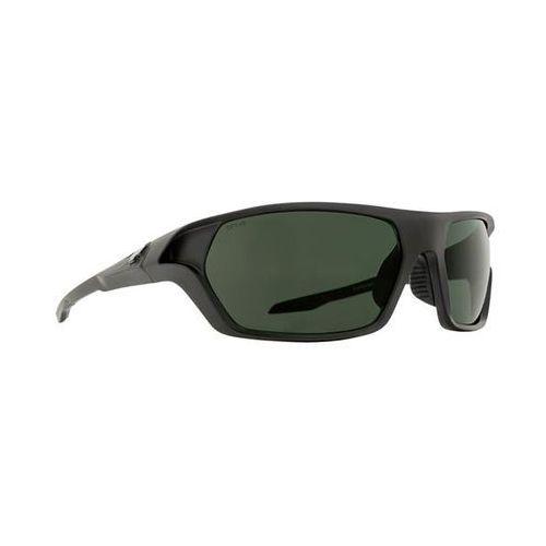 Okulary Słoneczne Spy QUANTA 2 Quanta 2 Matte Black Ansi Rx - Happy Gray Green