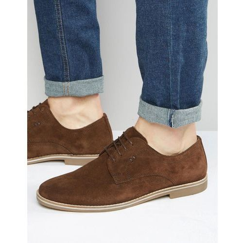 derby shoes - brown, Red tape