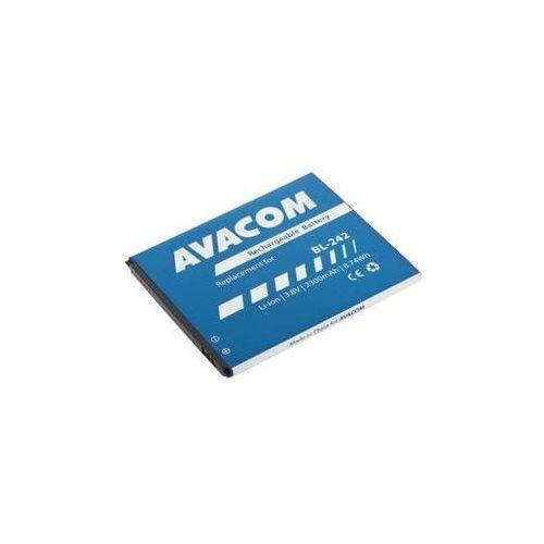 Bateria do notebooków Avacom pro Lenovo A6000, Li-Ion 3,8V 2300mAh (náhrada BL242) (GSLE-BL242-2300)