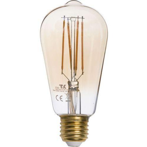 Żarówka dekoracyjna TK Lighting 6,5W LED E27 3792 (5901780537920)