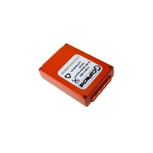 Bateria HBC FUB5AA BA225030 FUB05 2000mAh 9.0Wh NiMH 6.0V FUB05AA