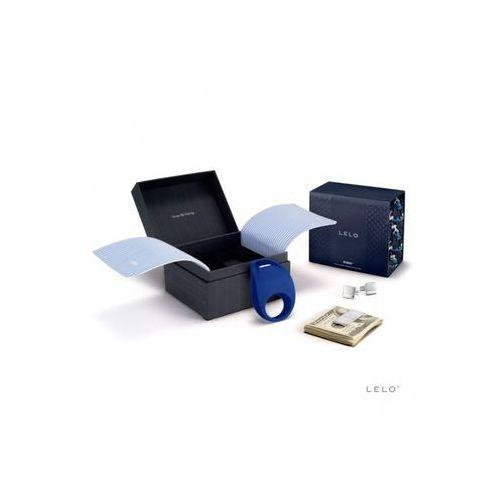 Pierścień wibracyjny Lelo - Pino (niebieski), 5516502