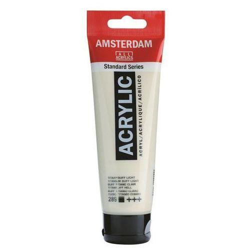 Talens Amsterdam Acryl Farba 289 Tit Buff Lt 120ml, 289